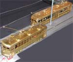 Pacific Electric  Double Ended PCC and Type 100